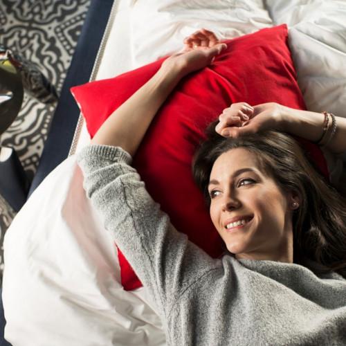 Kieszeniowy materac do spania